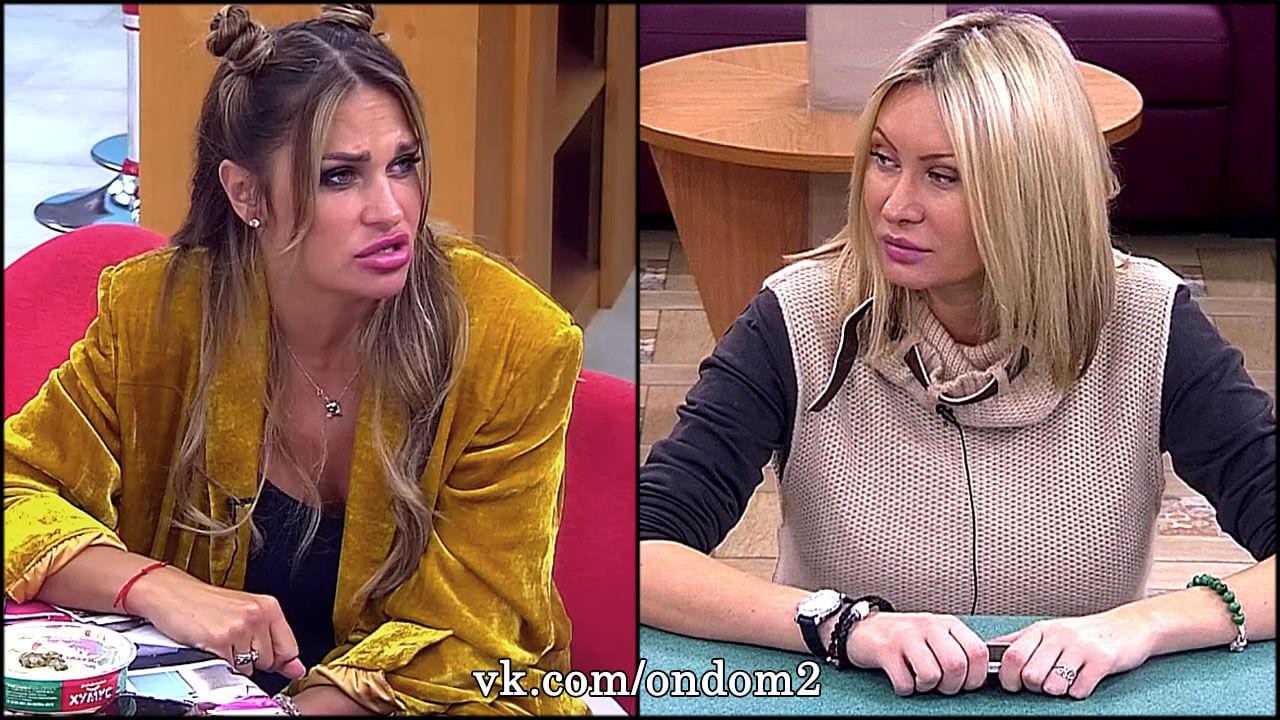 Ксения Задойнова нанесла сокрушительный удар по Элине Камирен