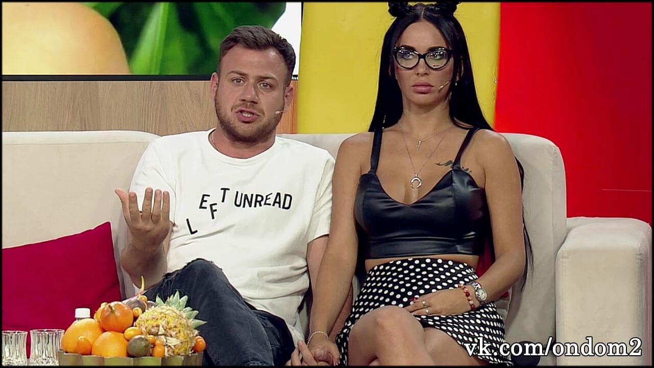 Валера не ожидал, что беременная Левченко проговорится прямо в эфире