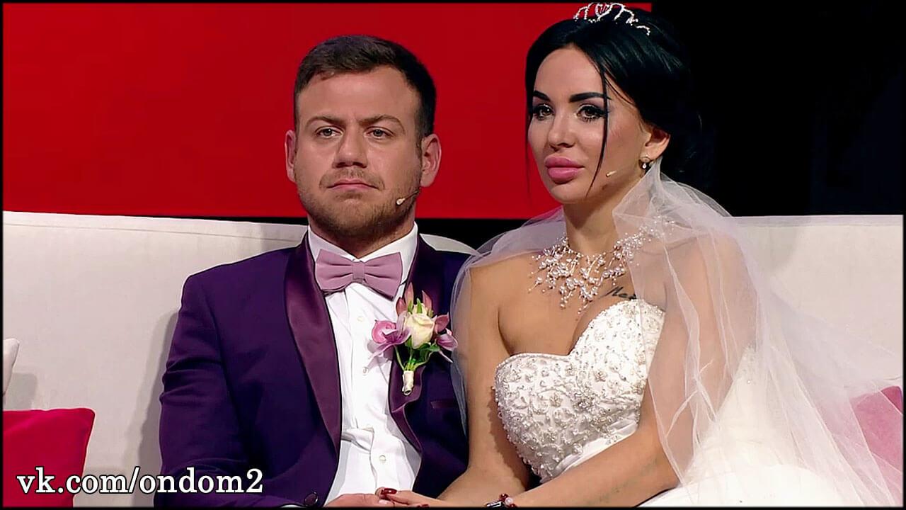 Родители Анны Левченко покинули свадьбу из-за позорного поступка Валеры