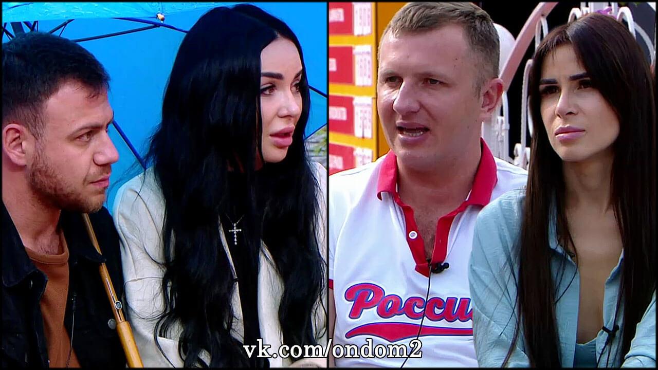 Свадьба Яббарова закончилась разрывом Левченко и Валеры