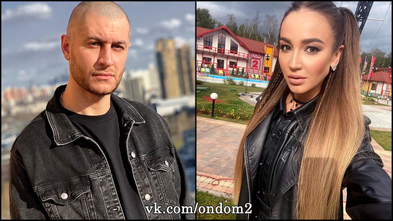 Бузова закатила истерику в центре Москвы, но Дава заметил, что их снимают + видео