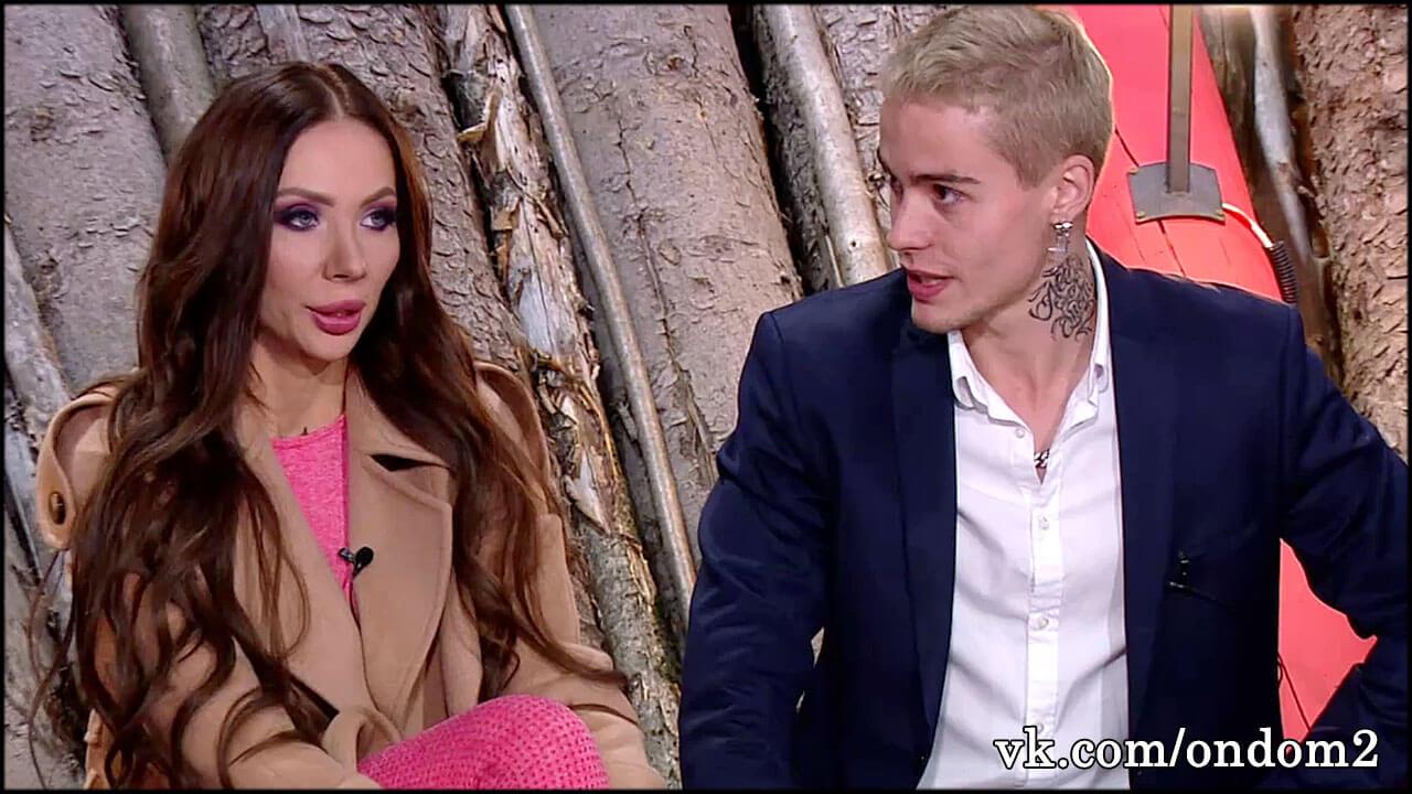 Всплыло постыдное фото новой девушки Максима Колесникова со времён её работы в эскорте