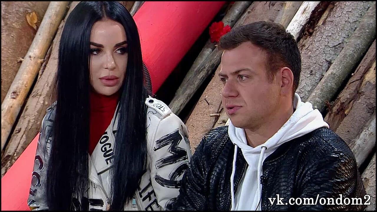После такого беременная Левченко вышвырнула Валеру из своей квартиры в Питере + видео