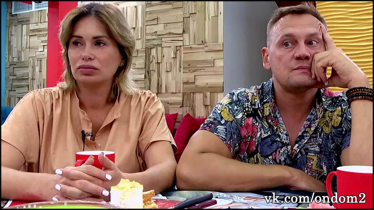 Меньщиков и Ангелина Монах опозорились на Первом канале + видео
