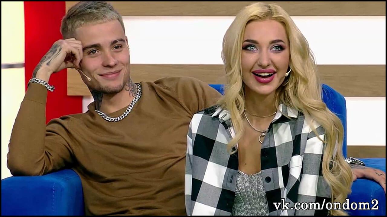 По сети разлетелось видео с первого свидания Колесникова и Насти Стяцевят + видео