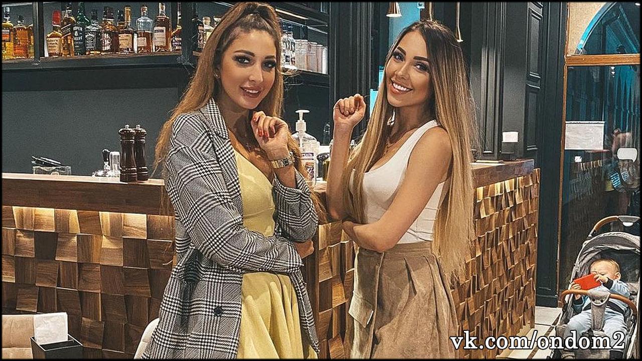 Савкина и Яна Захарова собрались гулять по Сочи в бесстыжих нарядах + видео