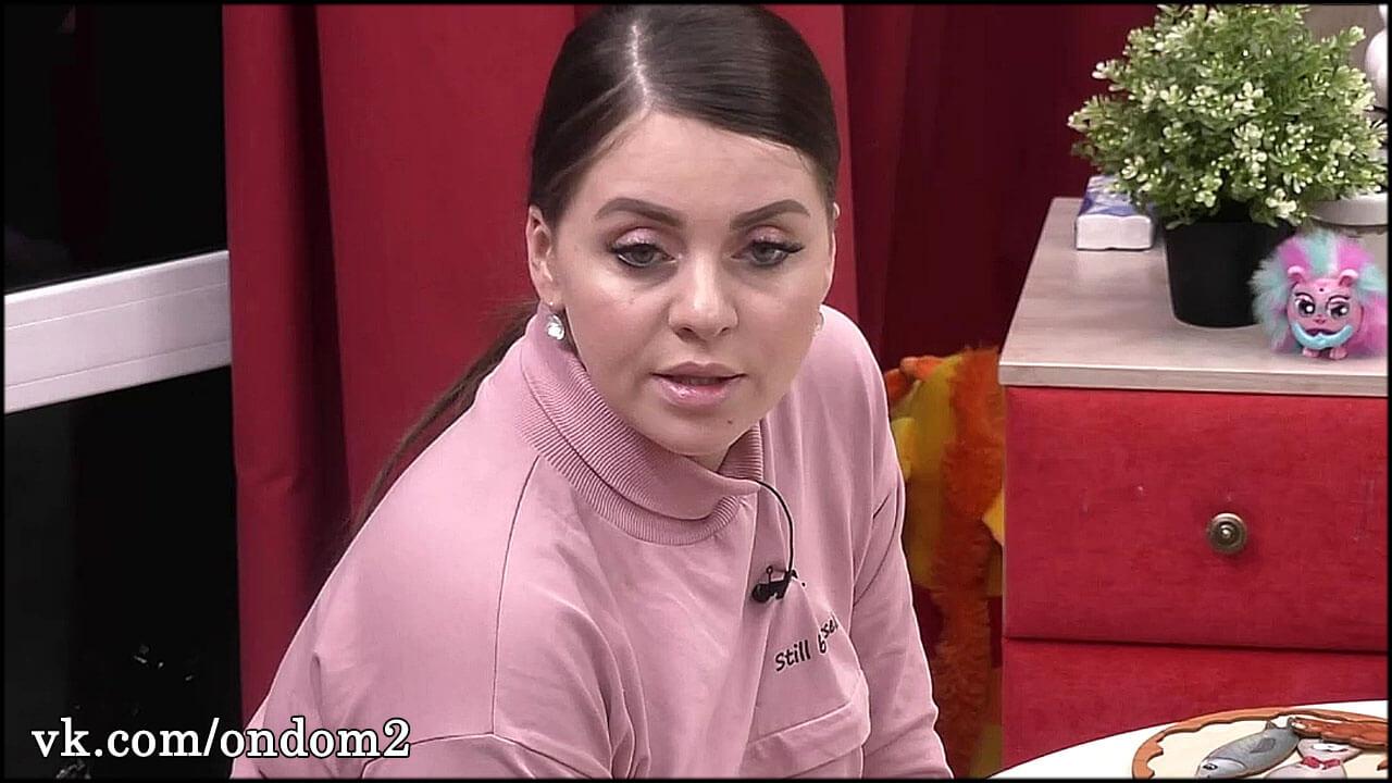 Судя по кадрам из эфира, вторые роды забрали всю красоту Ольги Рапунцель + фото