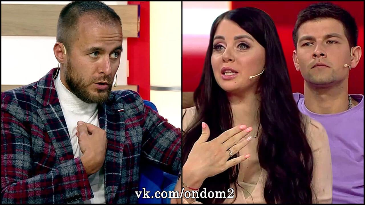 В прямом эфире Уманский рассказал, почему Рапунцель и Дима до сих пор участвуют в доме 2