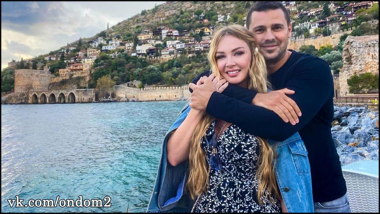 Приехавшую в Турцию свекровь Даша Пынзарь не пустила на порог дома