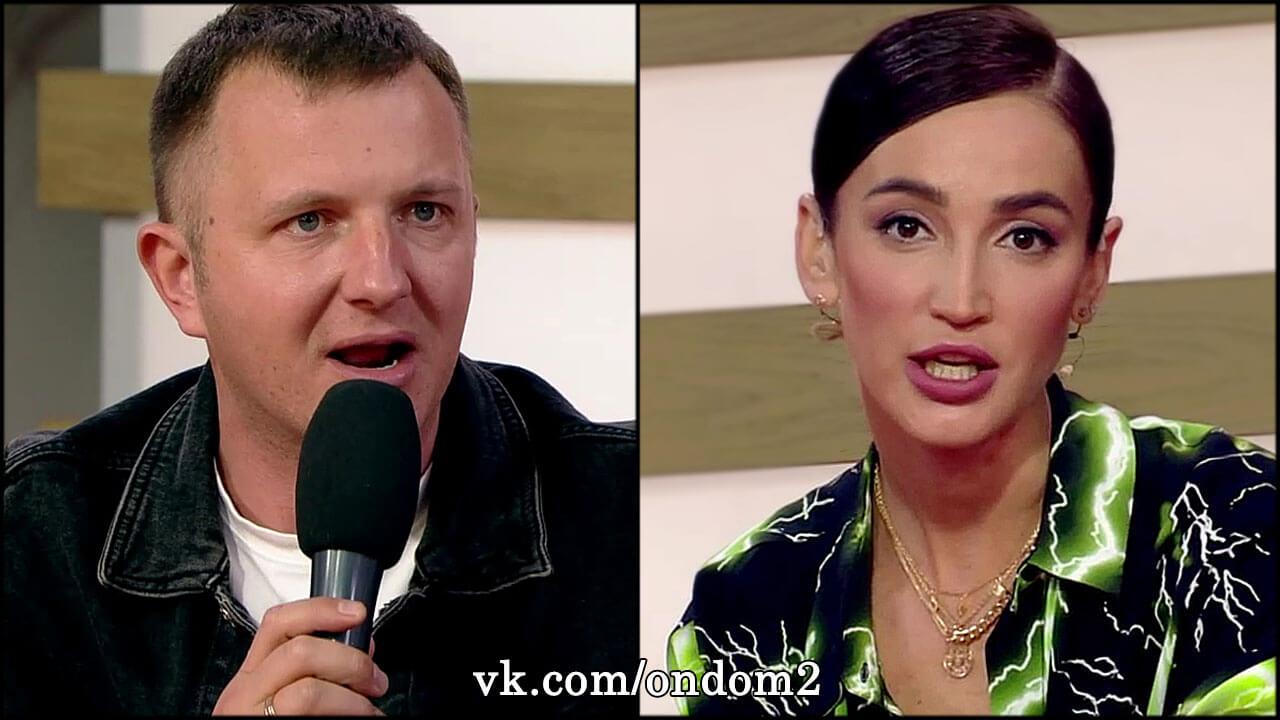 В прямом эфире Яббаров заткнул Ольгу Бузову и высказал ей правду в лицо + видео