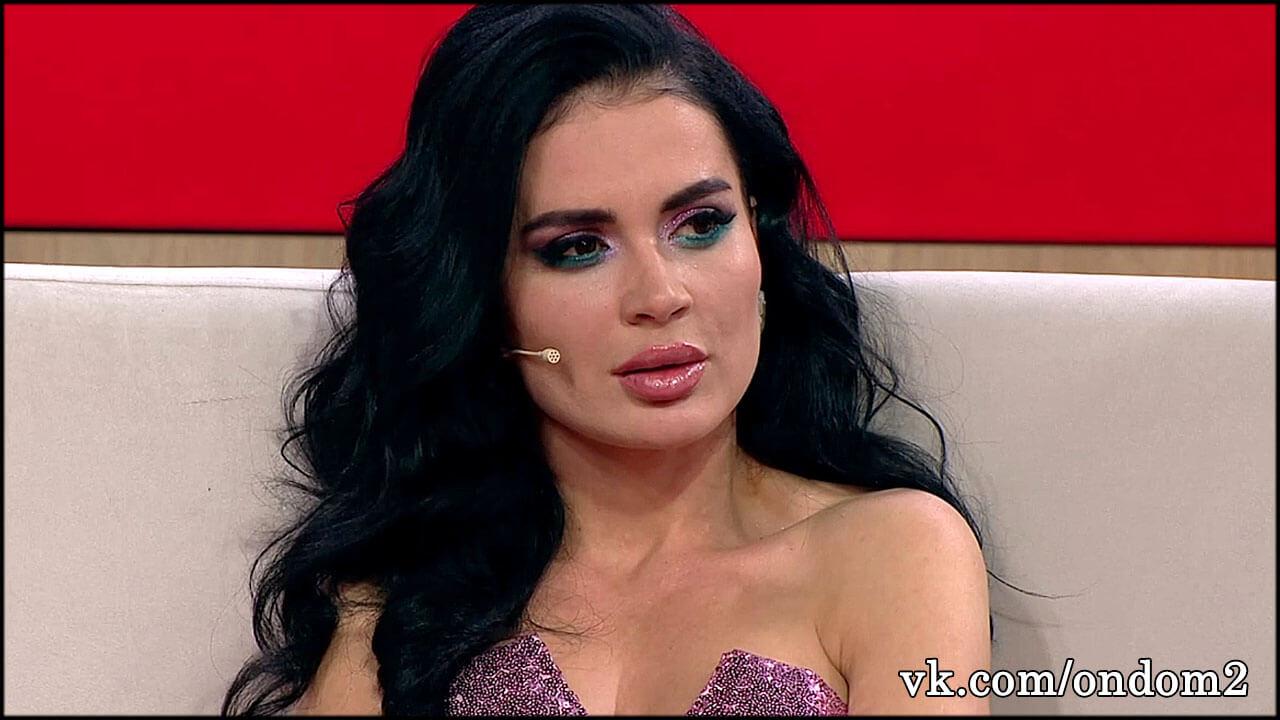 Раздражённую Иванну Ховрак избили, как мужика + видео