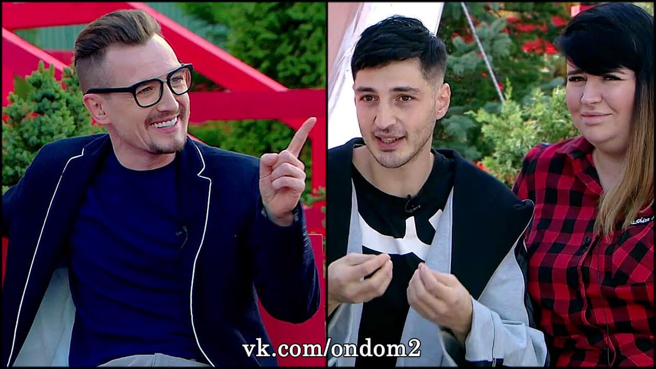 Александре Черно немедленно доложат, что написал её муж Владу Кадони