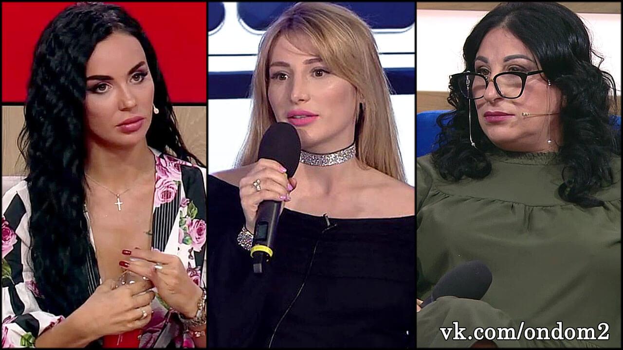 Марина Тристановна встала на защиту дочери, узнав, что пишут про Тату и Анну Левченко